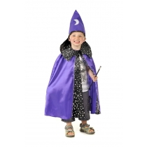 Wizard Cape and Hat